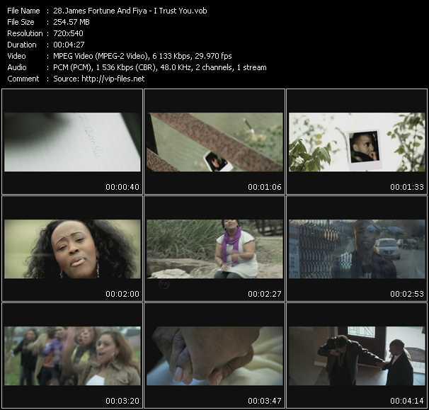 James Fortune And Fiya video screenshot