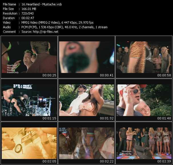 Heartland video screenshot