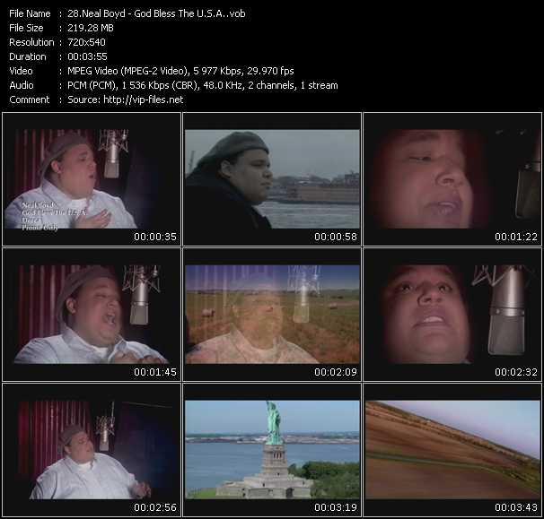 Neal Boyd video screenshot