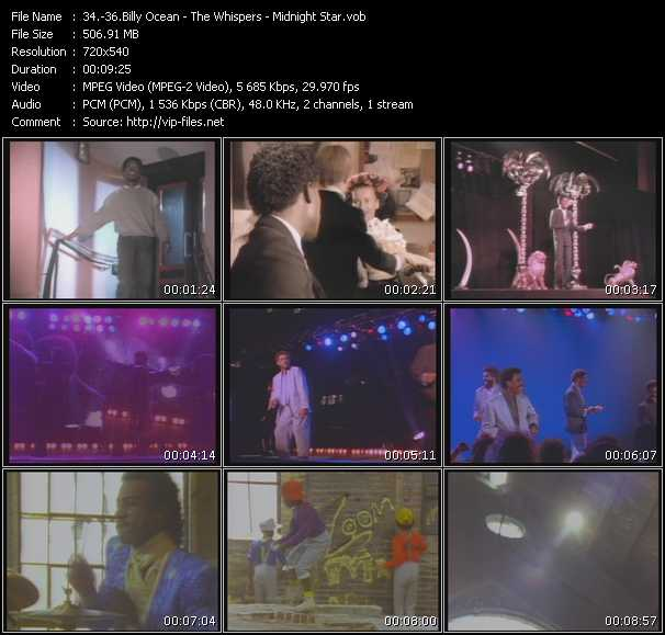 video Caribbean Queen (No More Love On The Run) - Rock Steady - Midas Touch screen