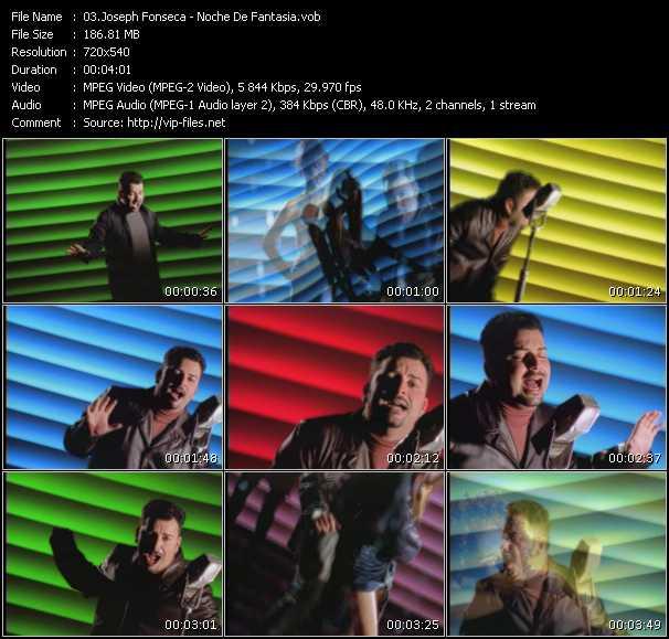 Joseph Fonseca video screenshot