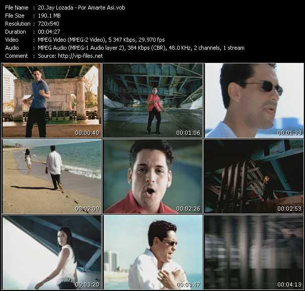 Jay Lozada video screenshot