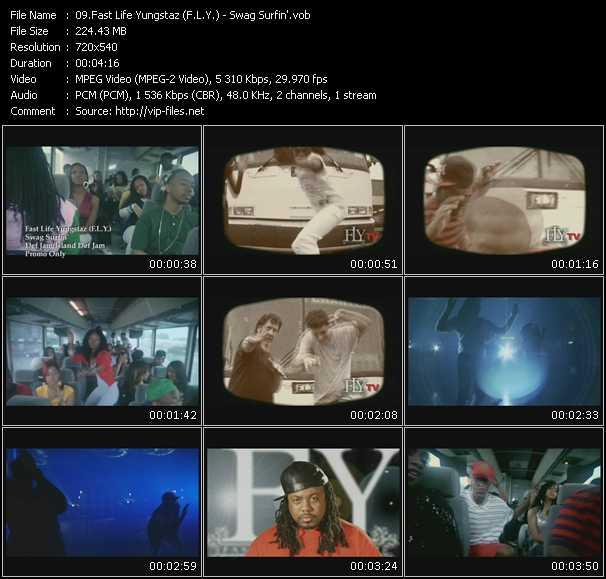 Fast Life Yungstaz (F.L.Y.) video screenshot