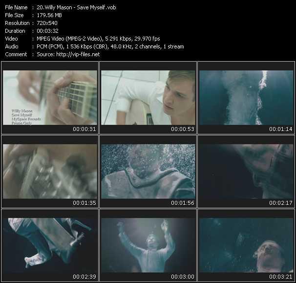 Willy Mason video screenshot
