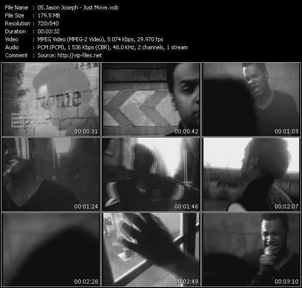 Jason Joseph video screenshot