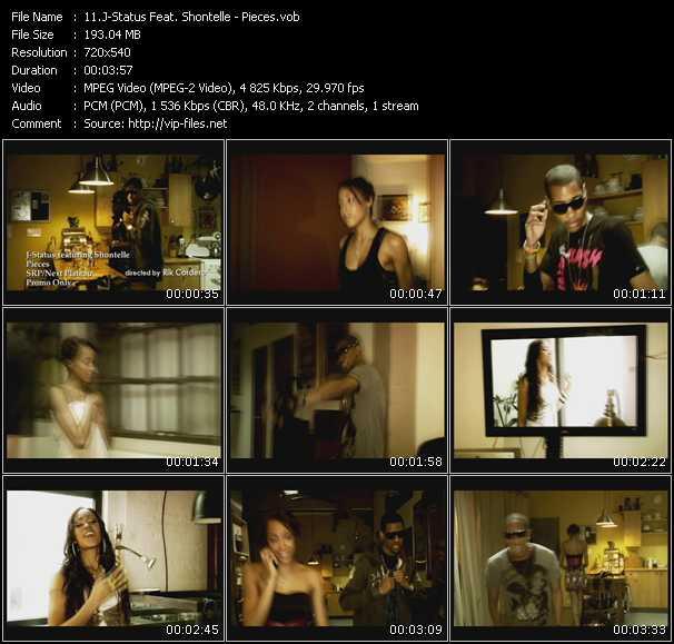 J-Status Feat. Shontelle video screenshot