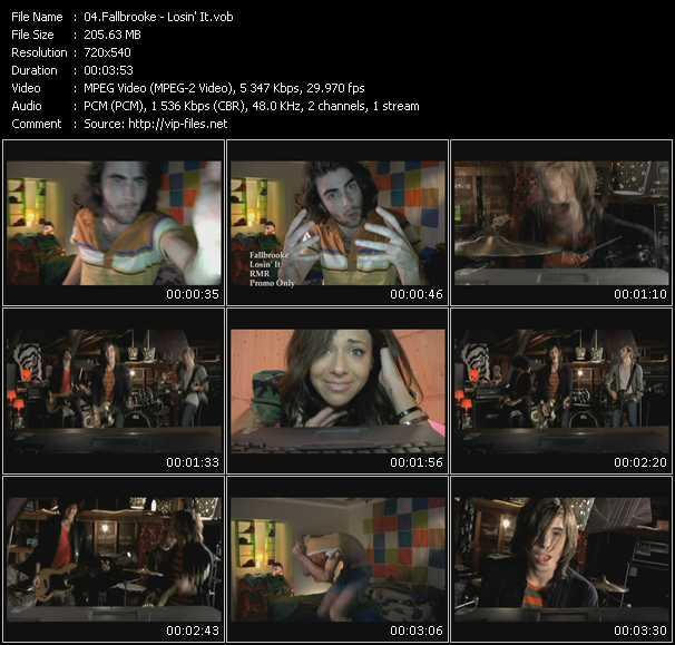 Fallbrooke video screenshot