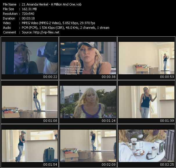 Amanda Henkel video screenshot