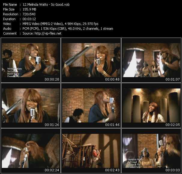 Melinda Watts video screenshot