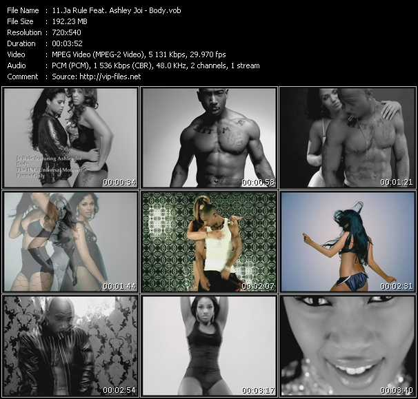 Ja Rule Feat. Ashley Joi video screenshot