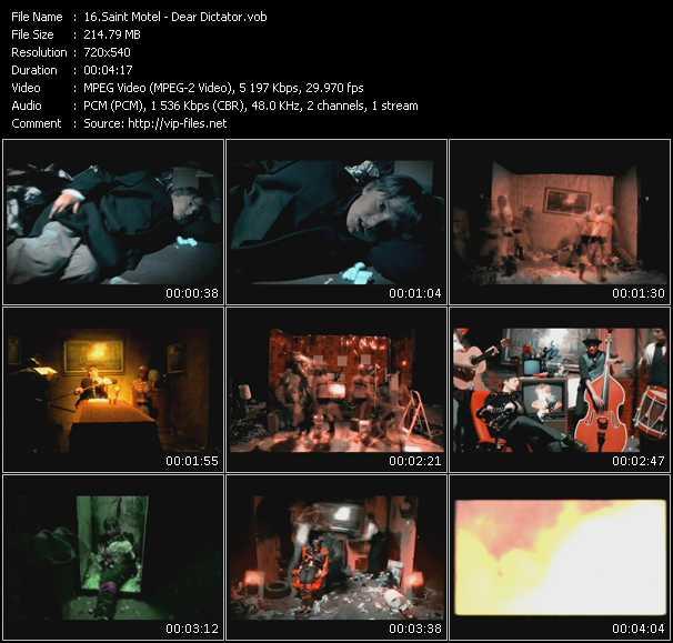 Saint Motel video screenshot