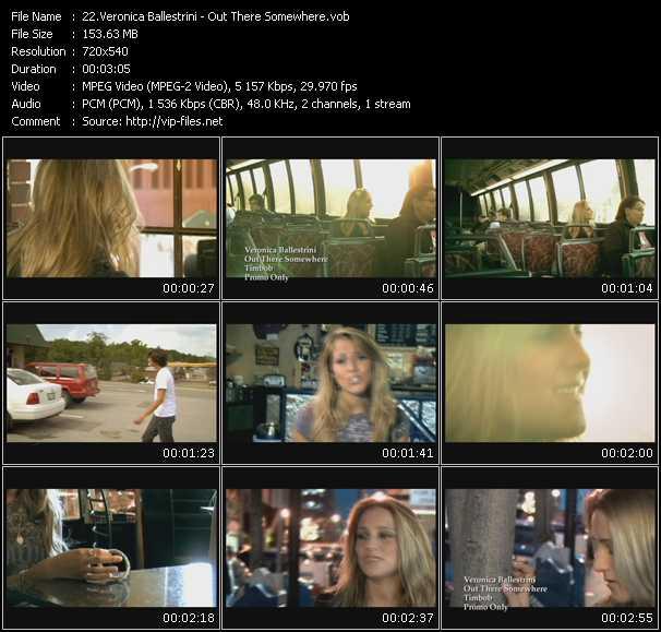 Veronica Ballestrini video screenshot