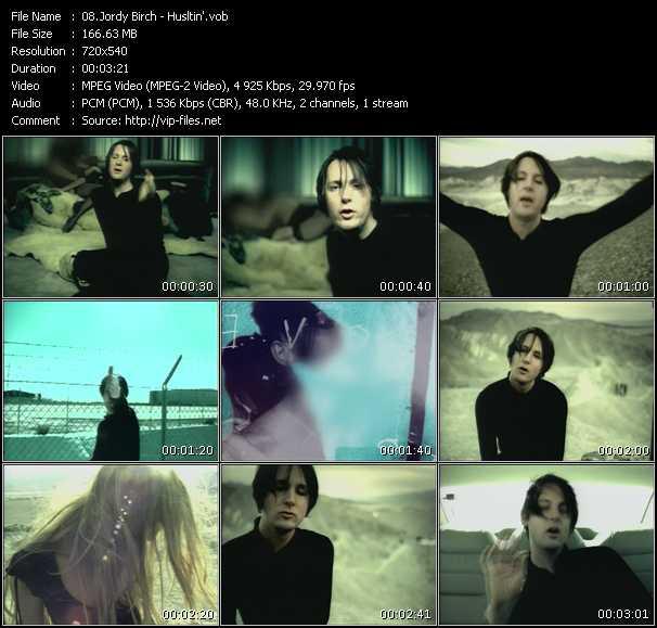 Jordy Birch video screenshot