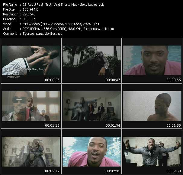 Ray J Feat. Truth And Shorty Mac video screenshot