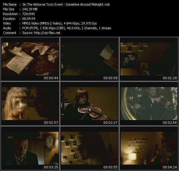 video Sometime Around Midnight screen