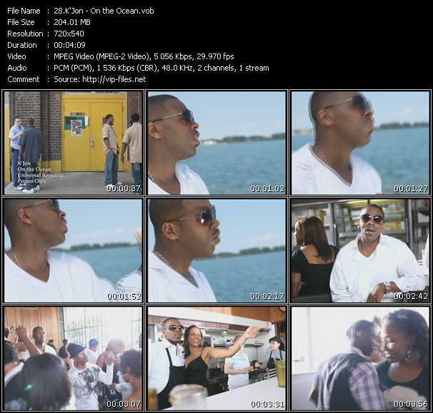 K'Jon video screenshot