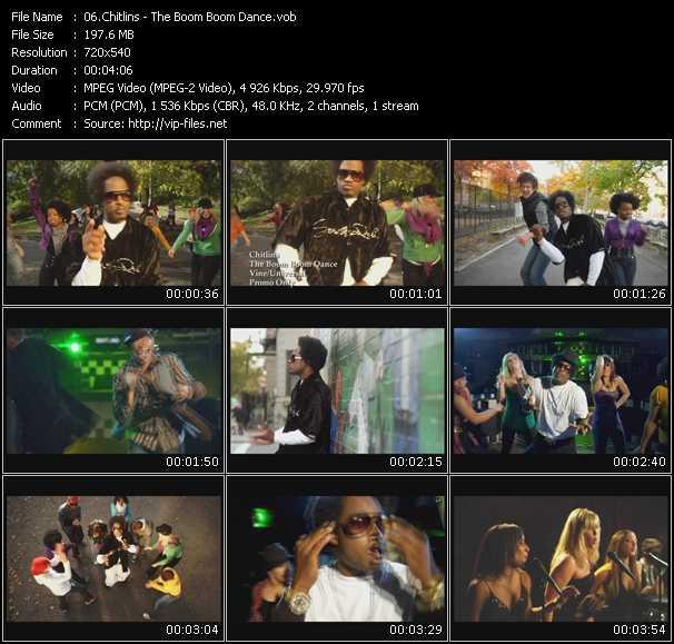Chitlins video screenshot