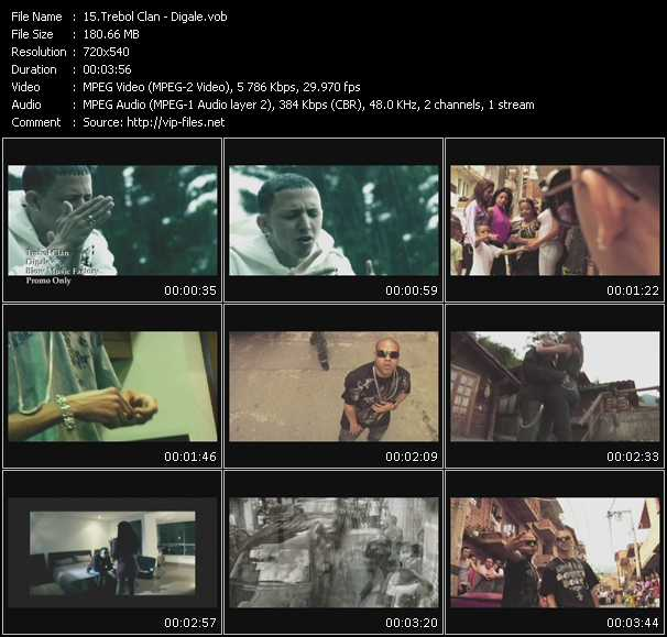 Trebol Clan video screenshot