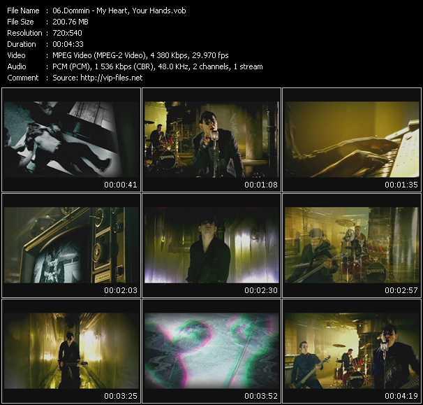 Dommin video screenshot