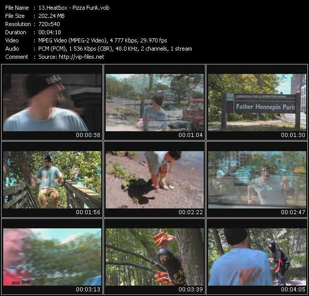 Heatbox video screenshot