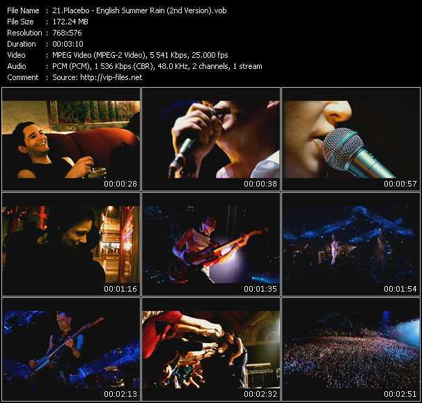 video English Summer Rain (2nd Version) screen