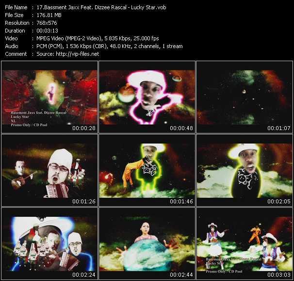 Bassment Jaxx Feat. Dizzee Rascal video screenshot
