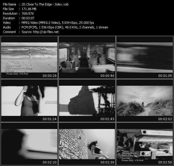 Close To The Edge video screenshot