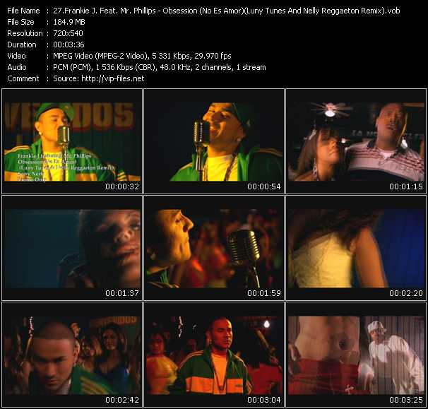 Frankie J Feat. Mr. Phillips video screenshot