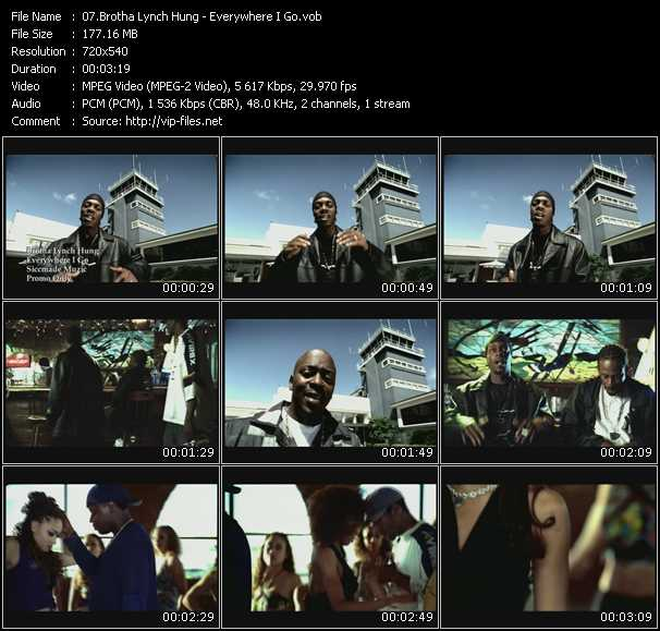 Brotha Lynch Hung video screenshot