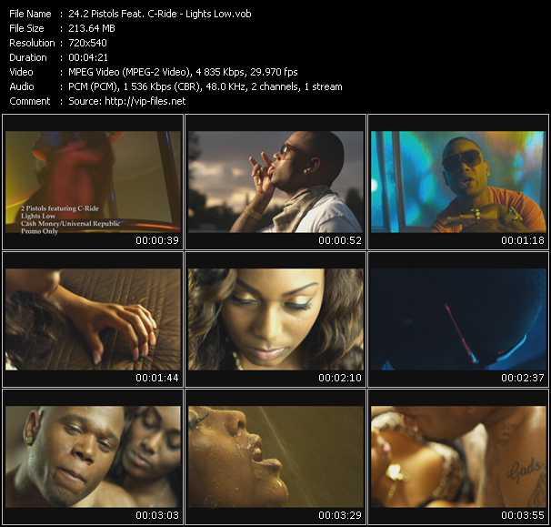 2 Pistols Feat. C-Ride video screenshot