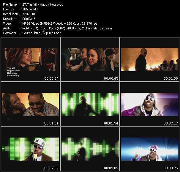 Tha Vill video screenshot