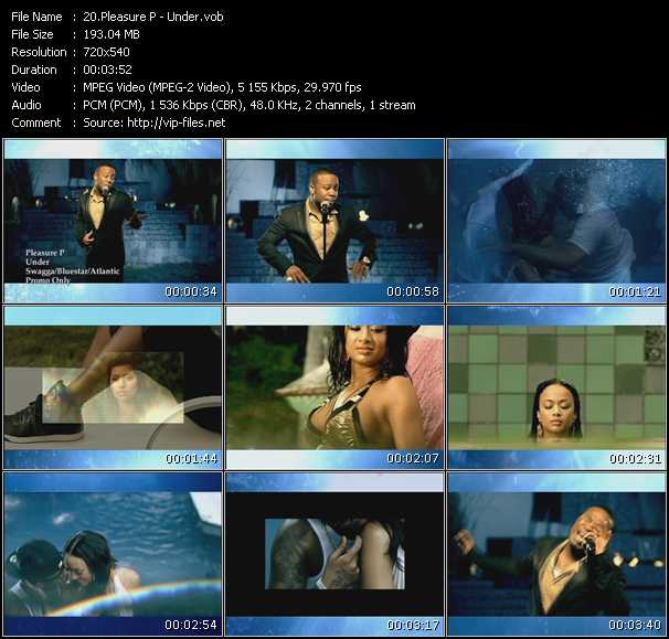 Pleasure P video screenshot