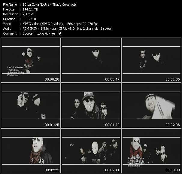 La Coka Nostra video screenshot