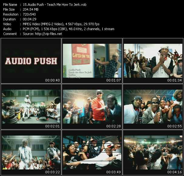 Audio Push video screenshot