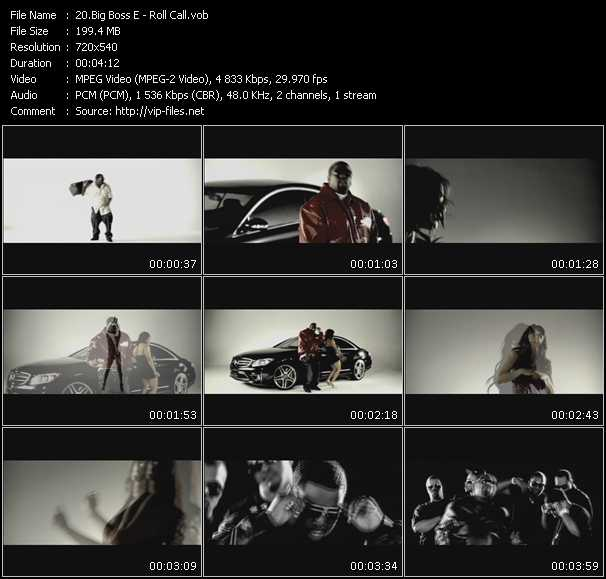 Big Boss E video screenshot
