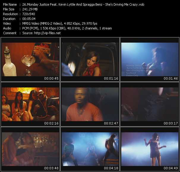 Monday Justice Feat. Kevin Lyttle And Spragga Benz video screenshot