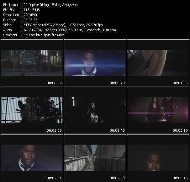 Jupiter Rising video screenshot