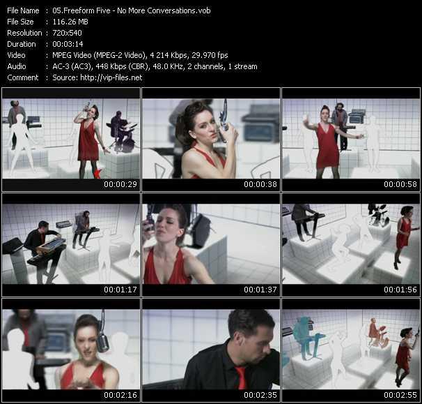 Freeform Five video screenshot
