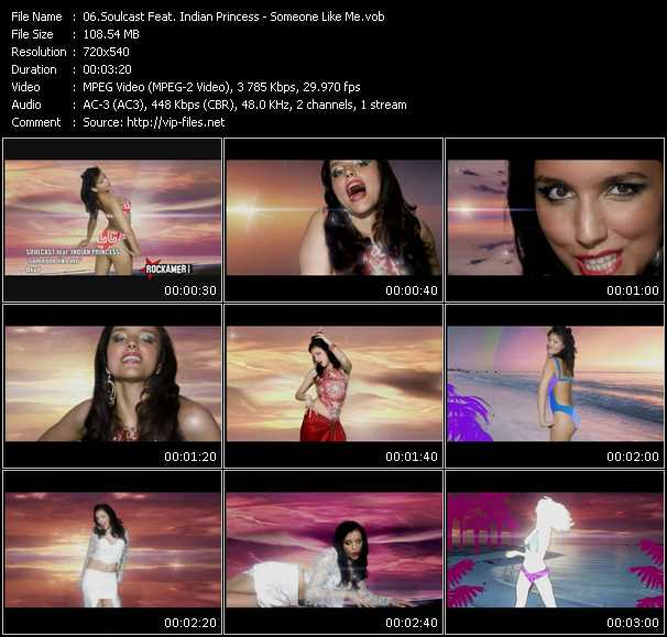 Soulcast Feat. Indian Princess video screenshot