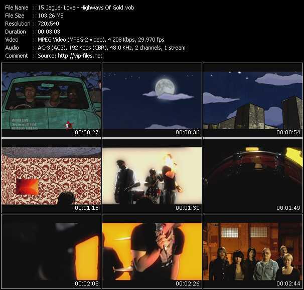 Jaguar Love video screenshot