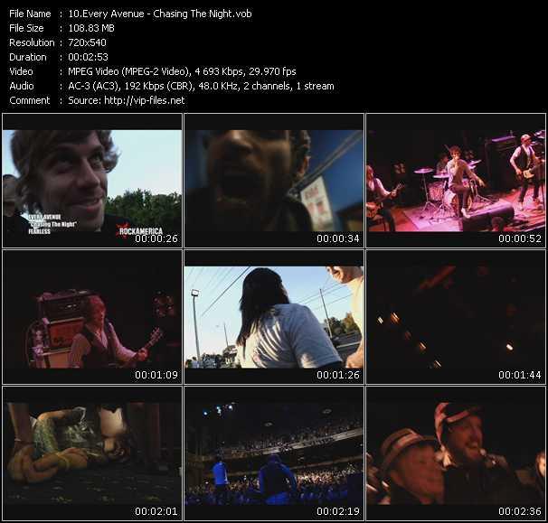 Every Avenue video screenshot