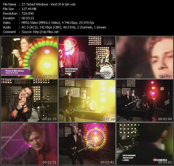 Tinted Windows video screenshot