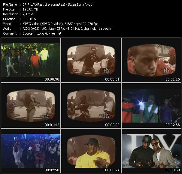 Fast Life Yungstaz (F.L.Y.) video screenshot