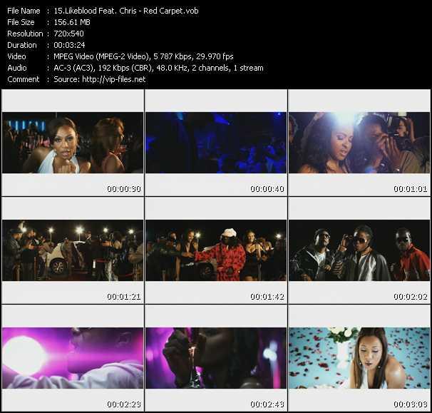 Likeblood Feat. Chris video screenshot