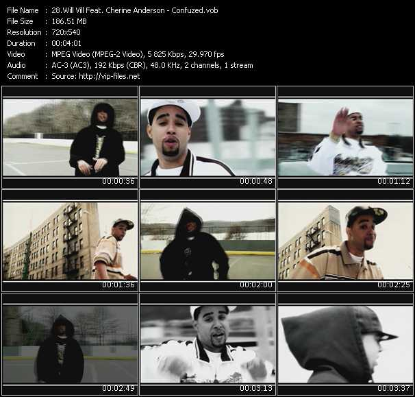 Will Vill Feat. Cherine Anderson video screenshot