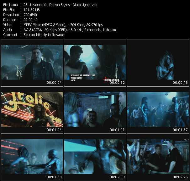 Ultrabeat Vs. Darren Styles video screenshot