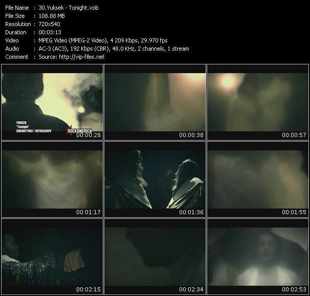 Yuksek video screenshot