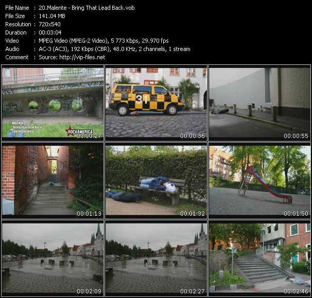 Malente video screenshot