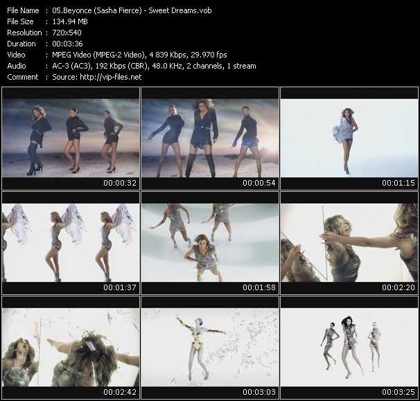 Beyonce (Sasha Fierce) video screenshot