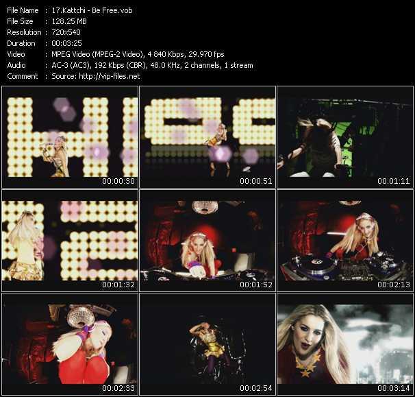 Kattchi video screenshot